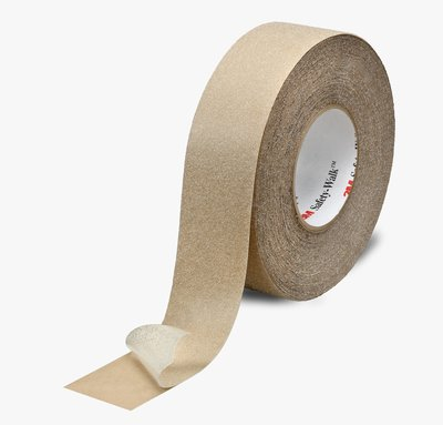 "3M� 048011-26418 Safety-Walk� 620 Clear Slip-Resistant General Purpose Tapes & Treads - 4"" x 60' Roll"