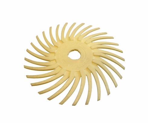3M 048011-30098 Scotch-Brite� SR Plastic Radial Bristle Disc 3""