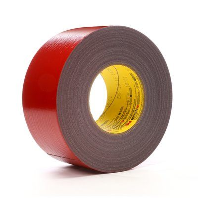 "3M� 048011-53914 Performance Plus� 8979N Red 12.1 Mil Duct Tape - 1.88"" x 60 Yard Roll"