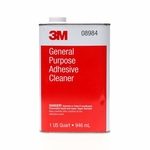 3M™ 051135-08984 General Purpose Adhesive Cleaner - Quart (946 mL) Can
