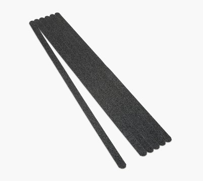 "3M� 048011-19217 Safety-Walk� 610 Black Slip-Resistant General Purpose Tapes & Treads - 0.75"" x 24"" Treads"