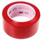 "3M� 021200-04305 Red 471 Vinyl 5.2 Mil Tape - 2"" x 36 Yard Roll"