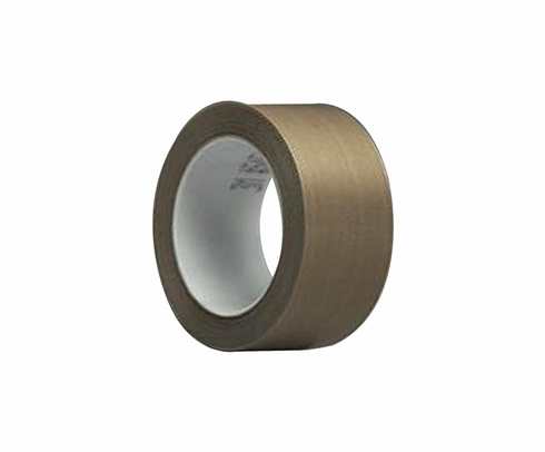 3M™ 5451 Brown PTFE Glass Cloth Tape from SkyGeek com