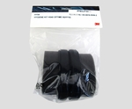 3M™ PELTOR™ H10 Black/Gray H10 Series Earmuff Replacement Hygiene Kit