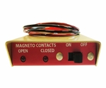 Action Air Parts LED51 Deluxe Single Aviation Magneto Deluxe Synchronizer