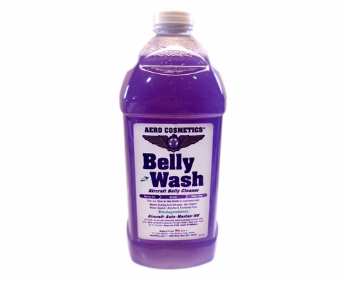 Aero Cosmetics 789G Aircraft Belly Wash - 1/2 Gallon Jug