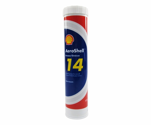 AeroShell Grease 14 Helicopter Multi-Purpose Grease - 14 oz Cartridge