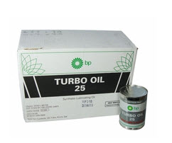 Eastman Turbo Oil 25 Clear DOD-PRF-85734A Spec Helicopter Transmission Lubricating Oil - 24 Quart/Case