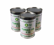 Eastman BP Turbo Oil 274 Clear DEF STAN91-98 Spec Turbine Engine Lubricating Oil - 24 Quart (946 mL) Can/Case