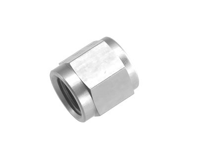 Aeronautical Standard AN818-12J Stainless Steel Nut, Tube Coupling