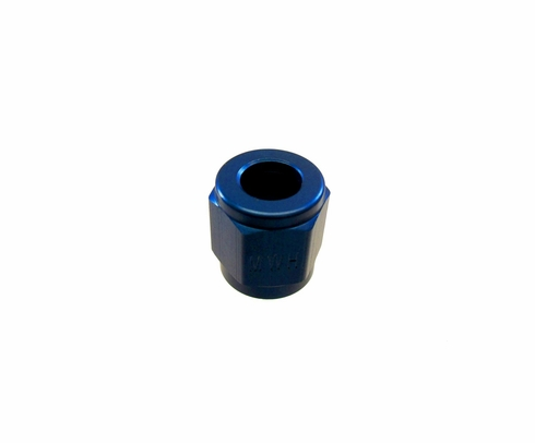 Aeronautical Standard AN818-4D Aluminum Nut, Tube Coupling