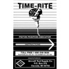 Aircraft Tool Supply I249 Time-Rite Instruction Book