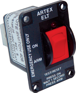 Artex 345-6196-04 Remote switch kit for G406-1/G406-2/G406-4/C406-1HM