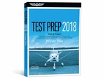 Aviation Supplies & Academics ASA-TP-P-18 2018 Private Pilot Pilot Test Prep Book