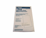 Aviation Supplies & Academics ASA-AP-SP-7RNG 7-Ring Approach Plate Sheet Protectors - 10 Pack