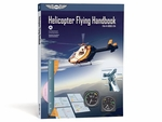 Aviation Supplies & Academics ASA-8083-21A Helicopter Flying Handbook Softcover Book