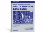 Aviation Supplies & Academics ASA-OEG-AMT3 Oral & Practical Exam Guide Softcover Book
