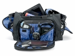 Aviation Supplies & Academics ASA-BAG-PRO-2 AirClassics™ Black Pro Flight Bag