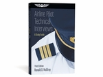 Aviation Supplies & Academics ASA-ATP-INT-3 Airline Pilot Technical Interviews