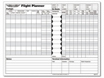 Aviation Supplies & Academics ASA-FP-3 Flight Planner Pad