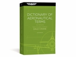 Aviation Supplies & Academics ASA-DAT-6 Dictionary of Aeronautical Terms