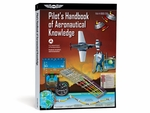 Aviation Supplies & Academics ASA-8083-25B Pilot's Handbook of Aeronautical Knowledge Softcover Book