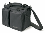 Aviation Supplies & Academics ASA-BAG-TRIP-1 AirClassics™ Black 1000D Nylon Trip Bag