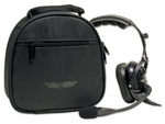Aviation Supplies & Academics ASA-BAG-HS-1A AirClassics� Single Headset Bag