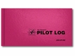 Aviation Supplies & Academics ASA-SP-INK Pink Standard Pilot Log