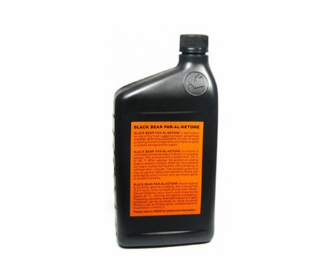 Black Bear Par-Al-Ketone Corrosion Inhibitor - Quart Bottle
