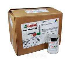 Castrol� Brayco� Micronic 882 Red MIL-PRF-83282D (1) Spec Full Synthetic ISO 15 Hydraulic Fluid - 12 Quart/Case