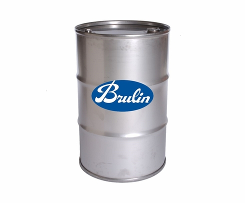 Brulin 391002-55 Airshow W Aerospace Specification Exterior Plane Wash - 55 Gallon Drum