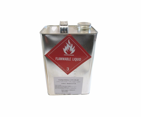 Chemetall ARDROX® AV 30 Brown MIL-PRF-16173E, Type I, Grade 1 & 4 Spec Corrosion Inhibiting Compound - Gallon Can