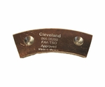 Cleveland Wheel & Brake 066-06200 Brake Lining - Sold Each