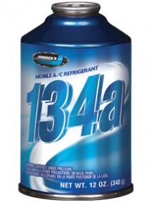 Johnsen's R134a Auto Air Conditioning Refrigerant - 12 oz Can