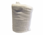 DeRoyal HERMITEX #300 White Wiping Cloth - 100 Sheet/Roll