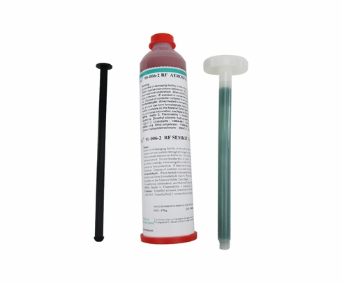 Dow Corning 90-006-2 RF Green Aerospace Sealant & Catalyst - 453 gm A+B Kit