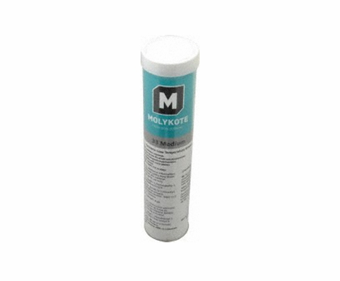 Dow Corning DC 33 Medium MolyKote Grease - 400 Gram Cartridge