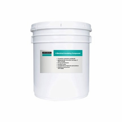 DOW� 1954016 MOLYKOTE� 4 White Electrical Insulating Compound - 3.6 Kg (8 lb) Pail