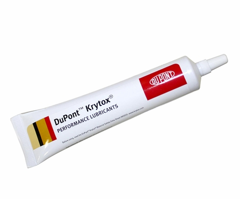 Chemours� Krytox� 240 AZ White Aircraft Instrument, Fuel & Oxidizer Resistant Grease - 2 oz Tube