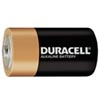 DURACELL� MN1300 Duralock� D-cell Alkaline Button Top Battery - Uncarded Bulk