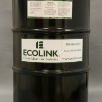 Ecolink 1156-55 New II Environmentally Preferred Parts Cleaner - 55 Gallon Drum