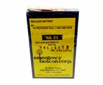 Emergency Beacon GS-21 Alkaline EBC-102/EBC-302 ELT Battery - 2 Year