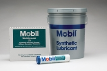 Exxon Mobil Mobilgrease 33 Blue-Green Synthetic Aviation Grease