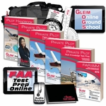 Gleim PP KIT SDO Deluxe Private Pilot Kit with Audio Review