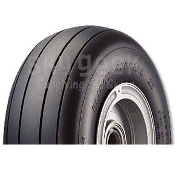 Goodyear 156E66B1 Flight Special II 15x6.00-6-6 Ply 120 mph Aircraft Tire