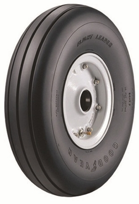 Goodyear 185K03-1 Flight Leader 18x5.5-10 Ply 210 mph Tubeless Aircraft Tire
