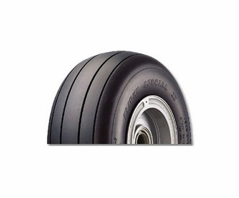 Goodyear 505C01-2 Flight Special II 5.00-5-10 Ply 120 mph Aircraft Tire
