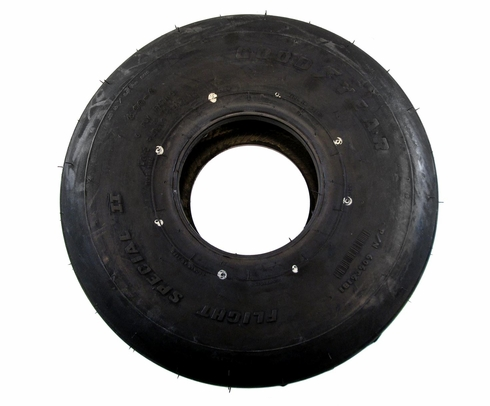 Goodyear 606C61-6 Flight Special II 6.00-6-6 Ply 120 mph Aircraft Tire