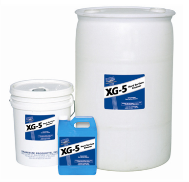 GRANITIZE� Aviation XG5-55 Aviation Hard Surface Cleaner Concentrate - 55 Gallon Drum